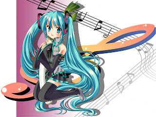 Music Anime Girls High Resolution Pictures