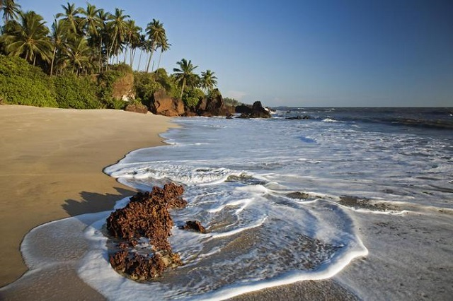 Padinjarekkara Beach in Kerala