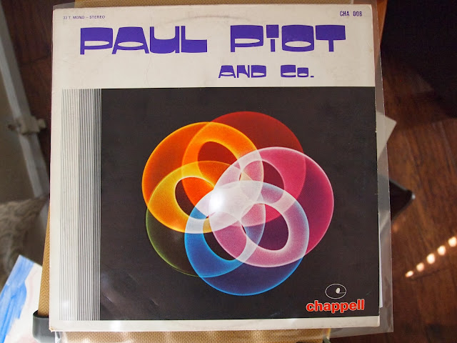 Paul Piot Dance And Mood Music Vol 16