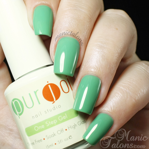 Purjoi One Step Simple Times Swatch