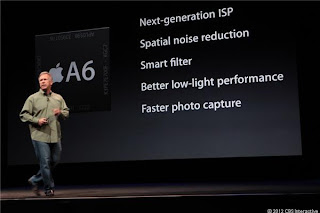 iPhone5 A6 Chipset