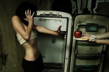La enfermedad para no engordar te consumió