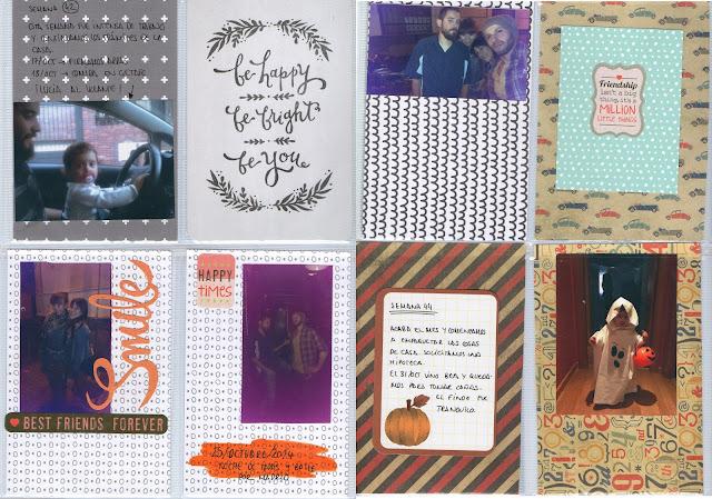 Project life 2014: semanas 40 a 44