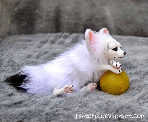 24-White-Fennec-Fox-Lisa-Toms-Maker-of-Mythical-Creatures-and-Pet-Dolls-www-designstack-co