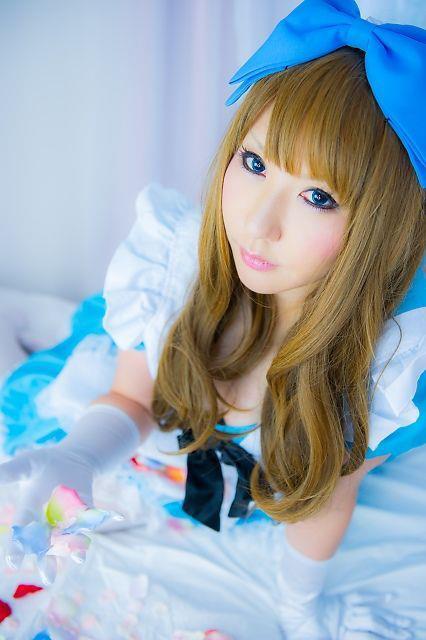 CosRain.Com Sakuya's COSPLAY - Alice