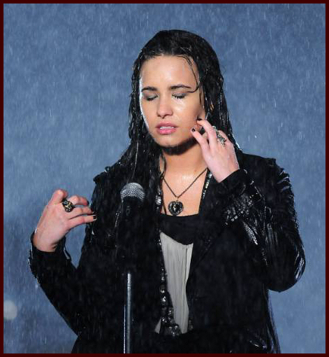 Apologise, but, demi lovato fitta think, that