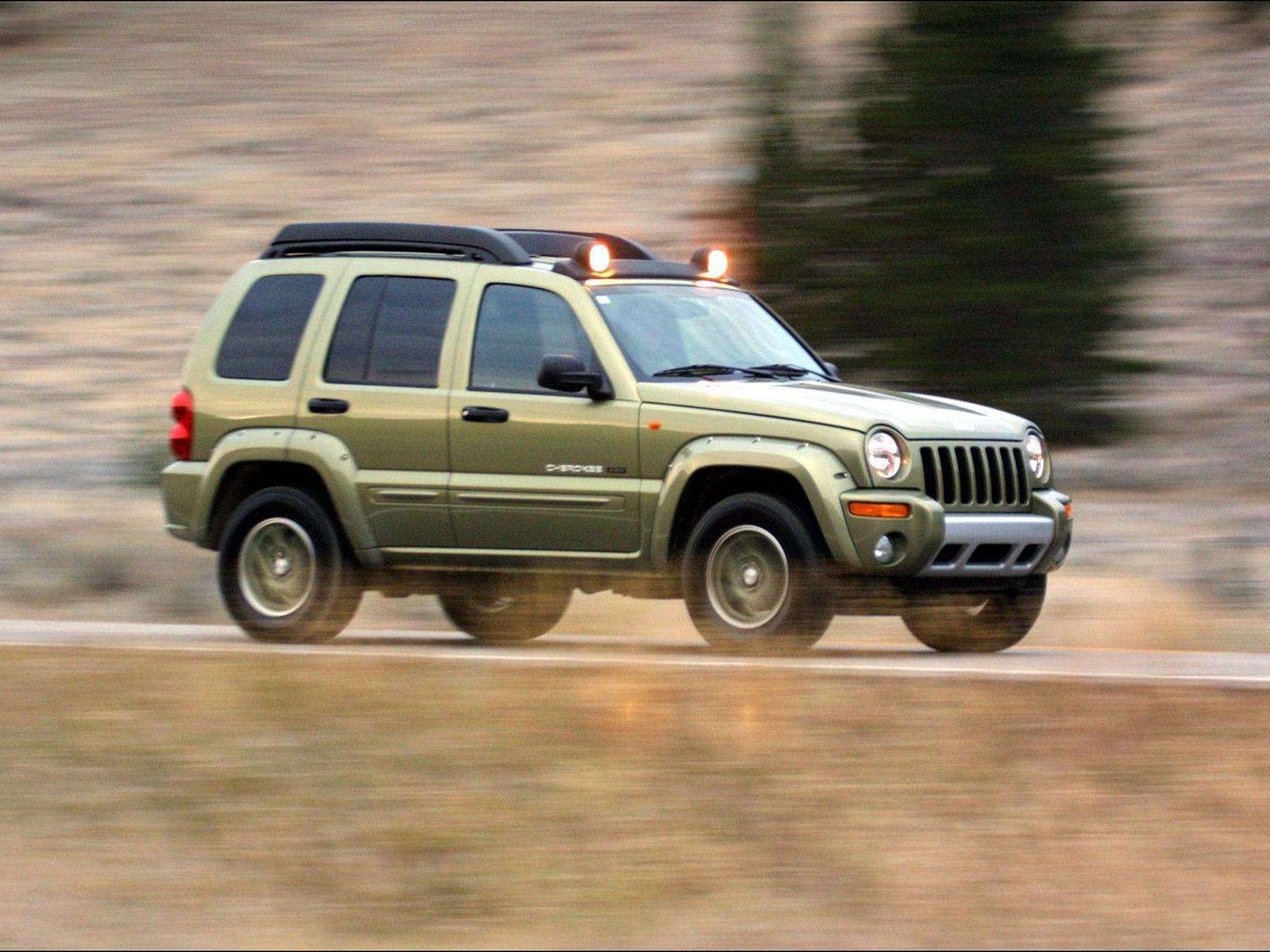 2003 jeep cherokee renegade pictures. Black Bedroom Furniture Sets. Home Design Ideas
