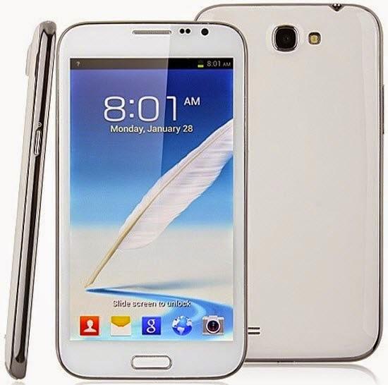 Samsung Galaxy Note 2 Duos GT-N7102