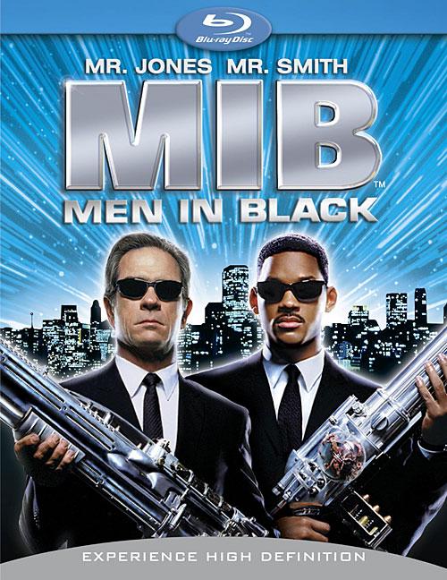 Men in Black (1997) BluRay 720p BRRip