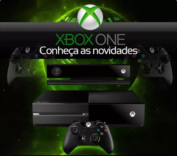 Curiosidades sobre o Xbox One