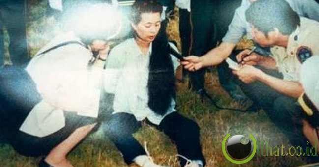 Liu Yiping sebelum eksekusi