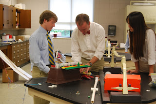 Montgomery Catholic Puts Science in Action 1