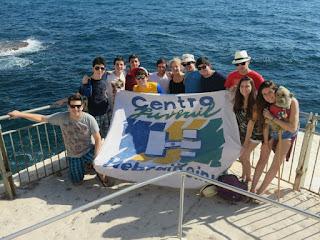 Jovens do Meida concluem curso em Israel