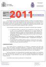 Informes de la Unidad Central de Seguridad Privada 2011
