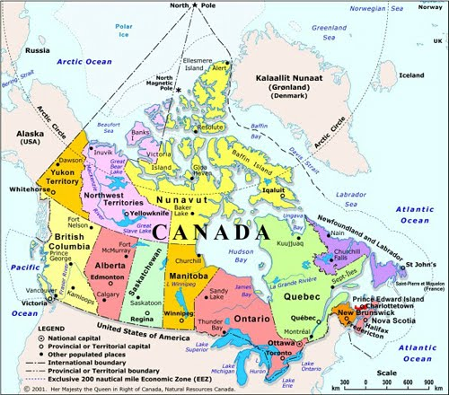 Maps Update 19501734 Bc Canada Map British Columbia Map Map of – Map of Canada Bc