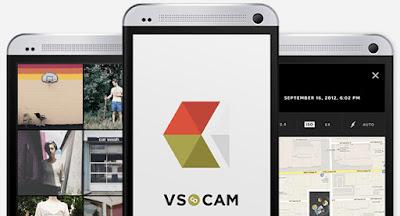 VSCO Cam - Aplikasi Editing Foto Terbaik Android