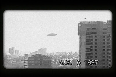 "The UFO ""Las Lomas"" Mexico City August 6, 1997. The Author revealed 18 years later."