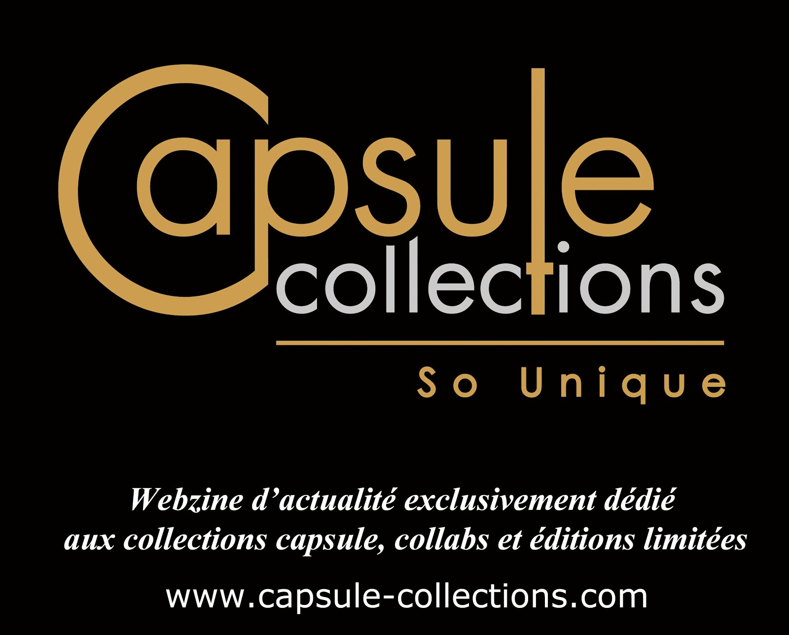 Blog Capsule collections