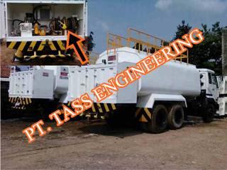 Karoseri Fuel Tank Truck