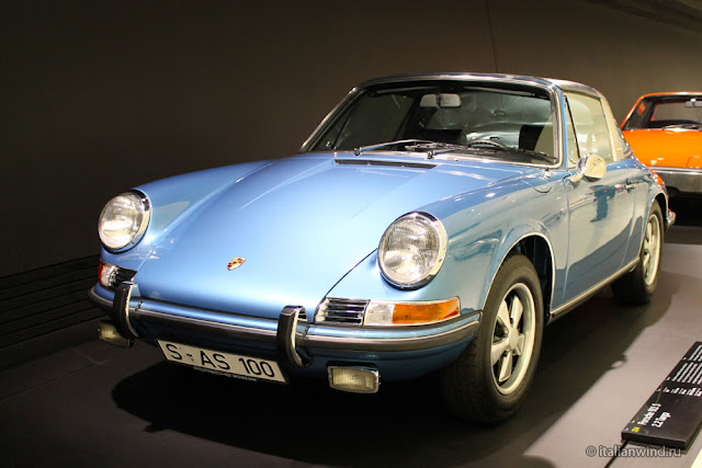 Porsche 911 S 2.2 Targa, 1970 г.