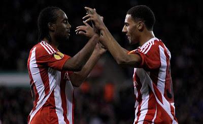 Stoke City 3 - 0 Maccabi Tel Aviv (2)