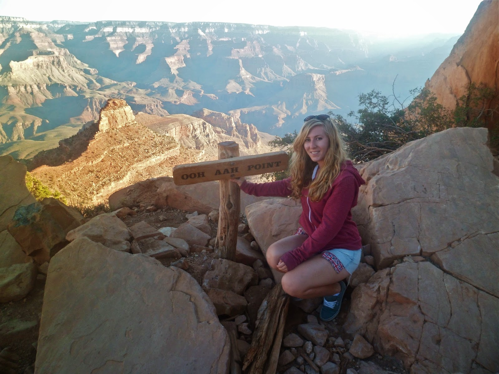 Bethan Lucy Trek America  Western BLT  Grand Canyon Laughlin Amp Route 66