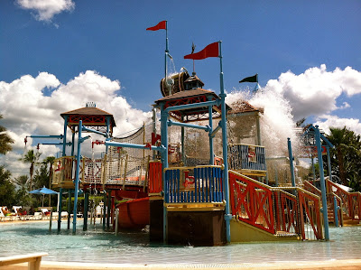 Reunion Resort Water Park