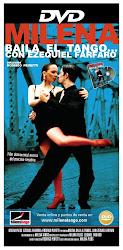 MILENA Baila el Tango... con Ezequiel Farfaro (DVD's documentary trailer)