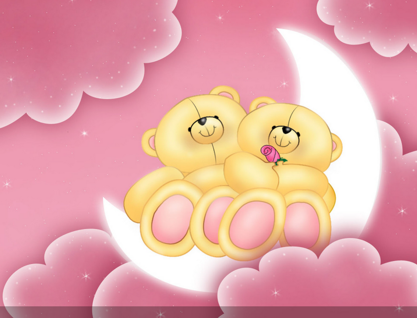 Funny Happy Valentines Day 2014 Desktop Background
