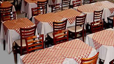 visual do restaurante