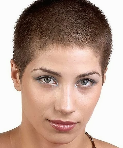 very short haircuts for straight hair