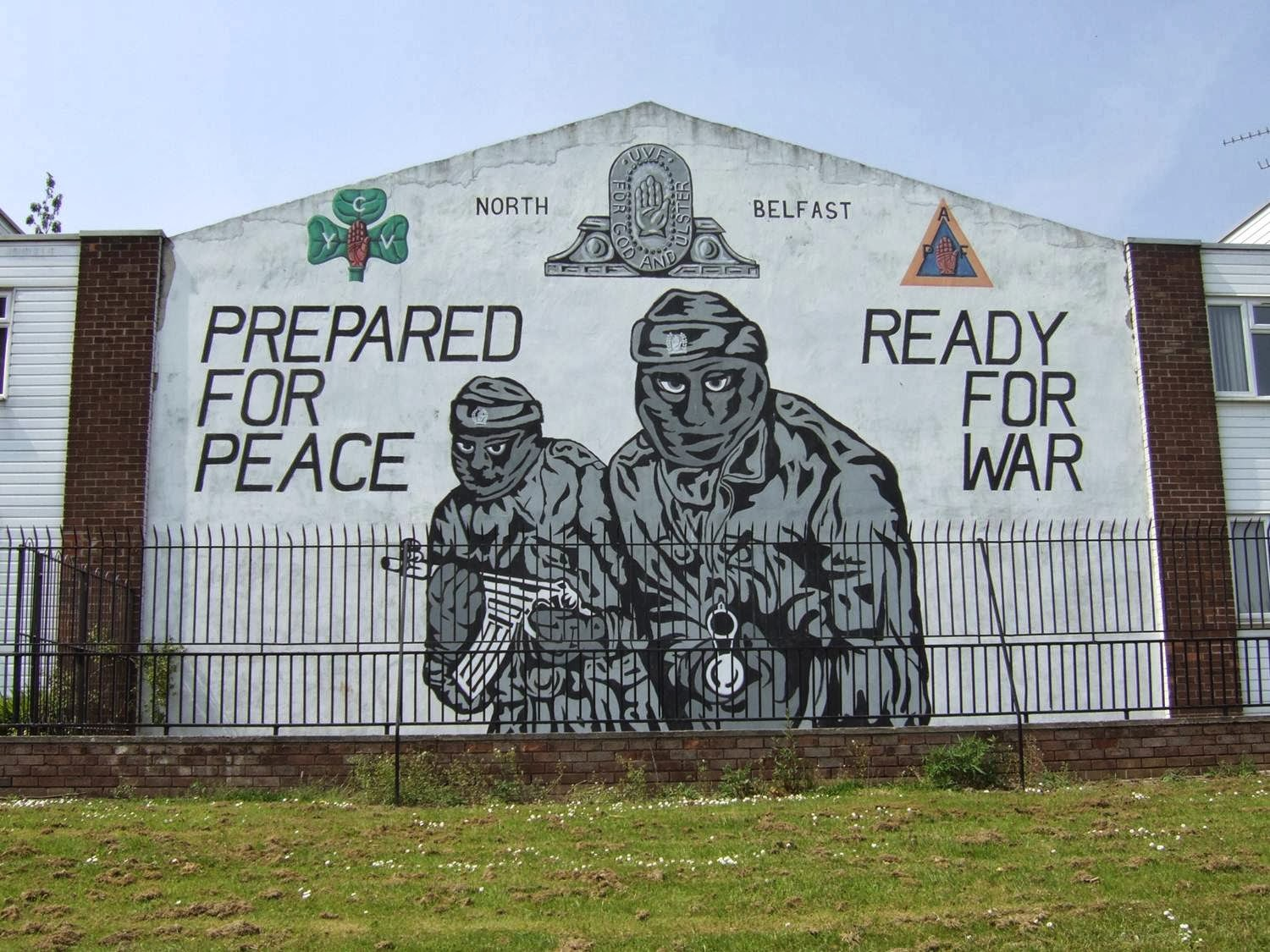 christy harrington murals of northern ireland