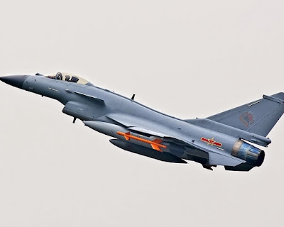 J-10B  with Russian AL31FN-S3 Engines