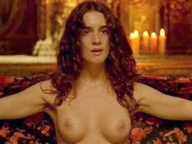 Breasts of Paz Vega