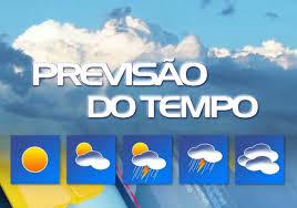 CONFIRA A PREVISÃO DO TEMPO