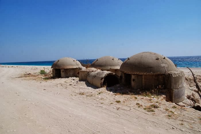 Awaiting the Enemy That Never Came: The Bunkers of Albania