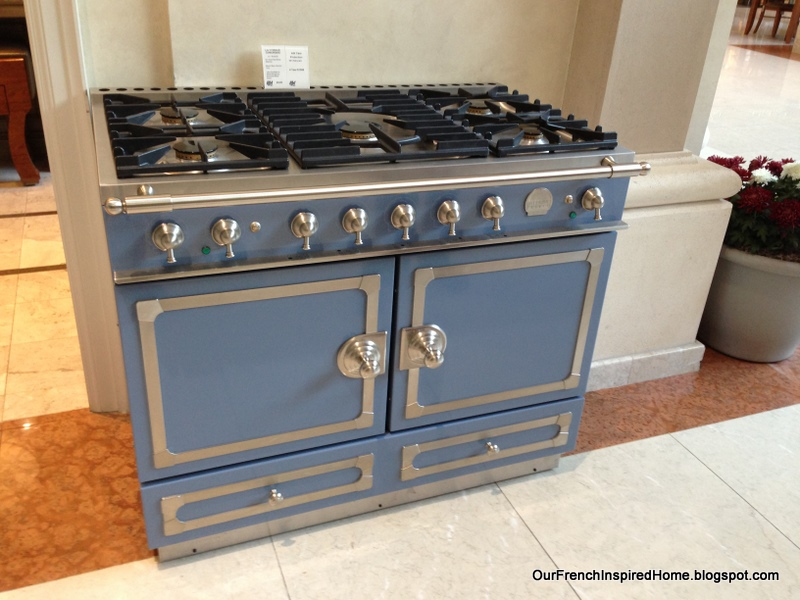 Designing Our French Inspired Kitchen Abt Showroom Chicago - Abt gas ranges