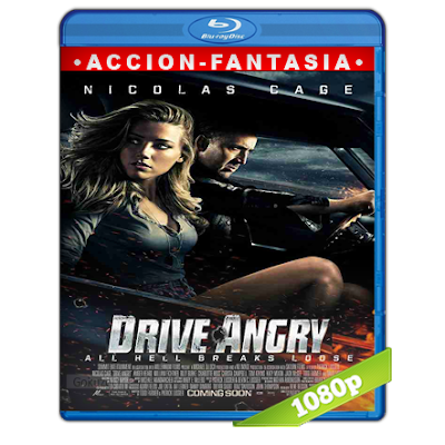 Infierno Al Volante (2011) BRRip Full 1080p Audio Trial Latino-Castellano-Ingles 5.1