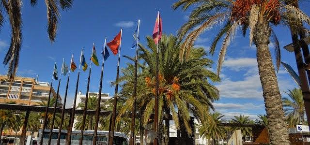 Banderas de las Comunidades Autonomas