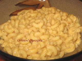 Coleen's Recipes: Super Easy Velveeta Mac & Cheese