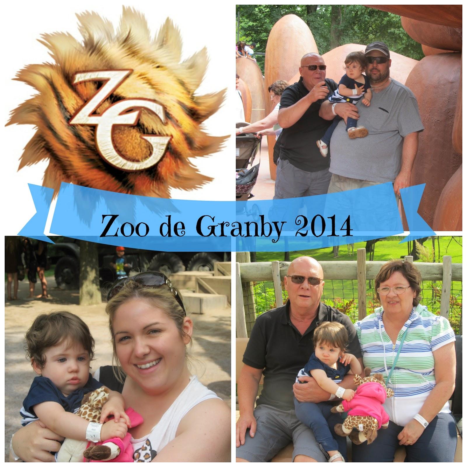 Escapade au Zoo de Granby en famille! #ZooDeGranby