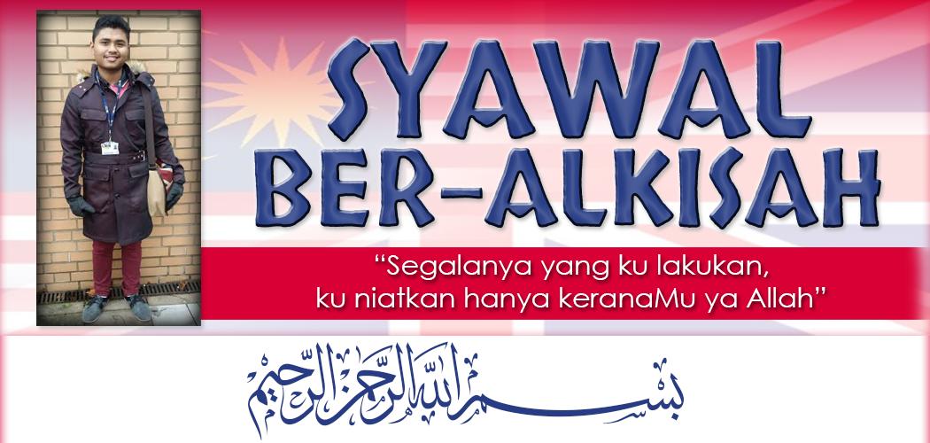 syawal ber-alkisah