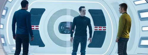 Star Trek Into Darkness Movie Image