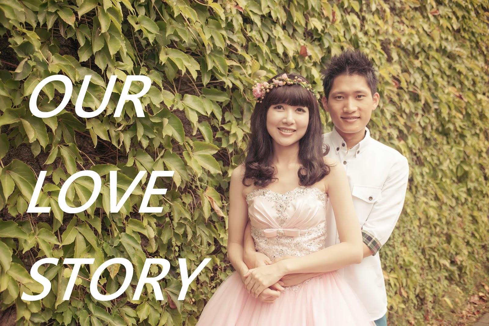 【小さな恋の歌】我的婚禮影片