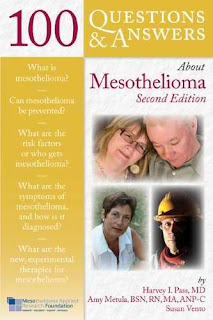 Free Book: 100 Questions & Answers About Mesothelioma