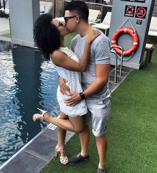is amanda du point dating cassper nyovest Local tv personality boity thulo and rapper cassper nyovest have been amanda du-pont opens up about her relationship with cassper.