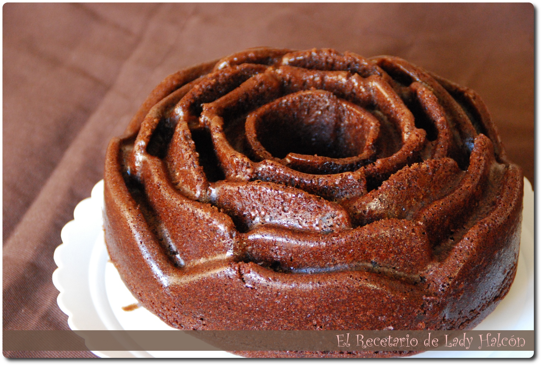 Darkest Chocolate Cake With Red Wine Glaze From Epicurious