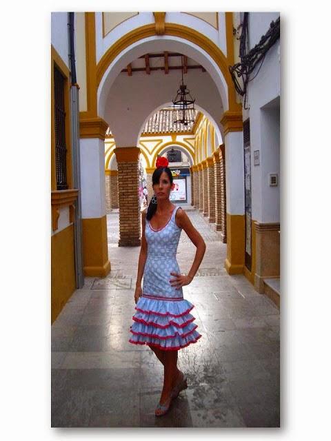 MIS DISEÑOS. La versatilidad de los trajes de flamenca cortos