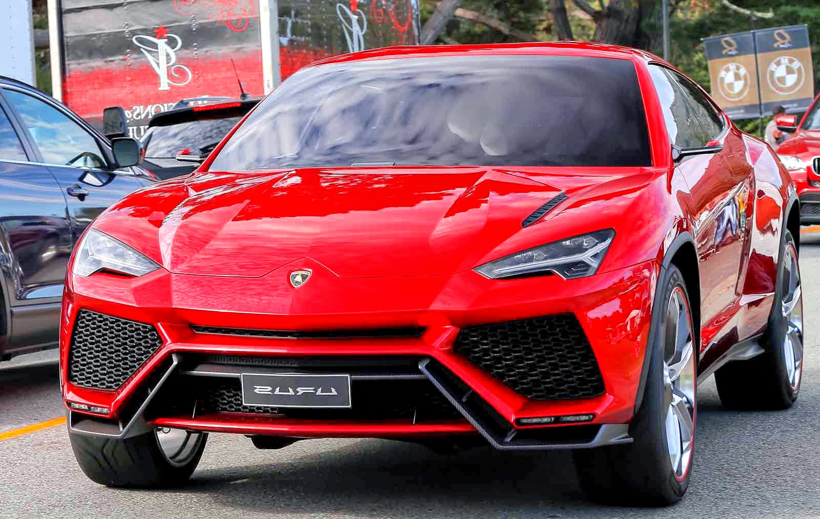 lamborghini urus suv wallpaper | concept sport car design