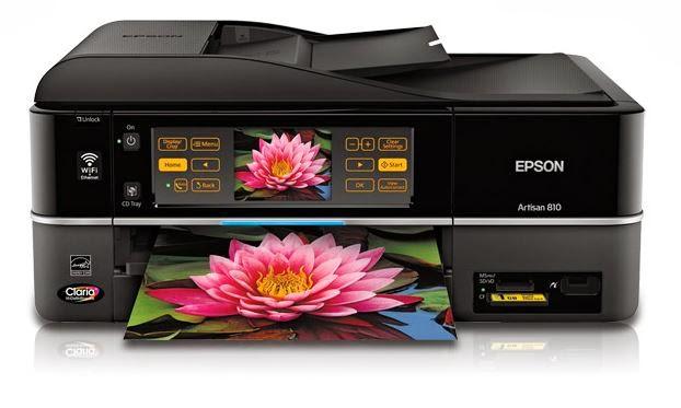 reset impresoras epson artisan 810